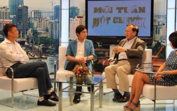 Giáo sư Hà Tôn Vinh trò chuyện với chủ đề: Ngành sư phạm trong chương trình Mỗi Tuần Một Chuyện