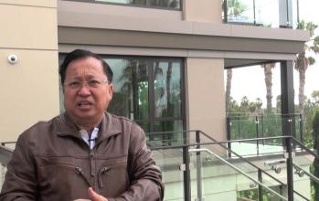 Giáo sư Hà Tôn Vinh nói về các dự án Eb-5 của CMB trong Tour Mỹ tháng 1/2016
