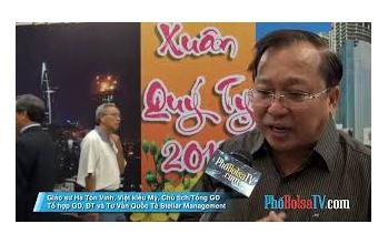 Nói chuyện với GS ngành Quản Trị Kinh Doanh Hà Tôn Vinh, Việt kiều từ Hoa Kỳ